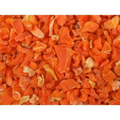 Морковь сушенная
